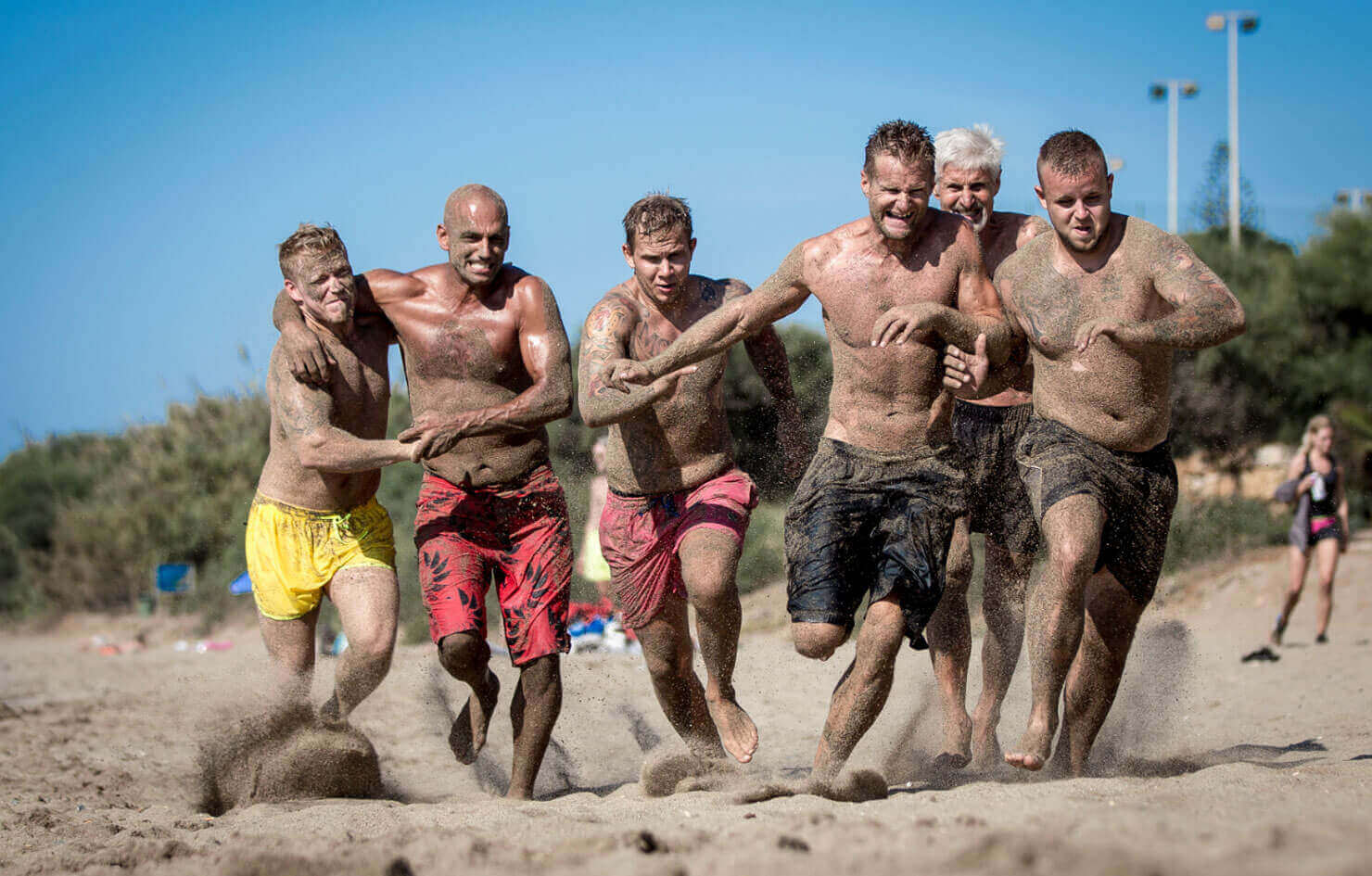 Beach Training Camp Marbella 2020! Ved Thomas Frederiksen