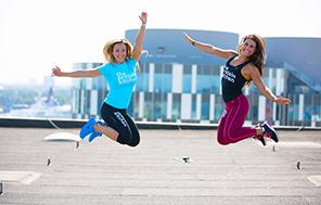 CrossFit Camp Cecilie & Vilde