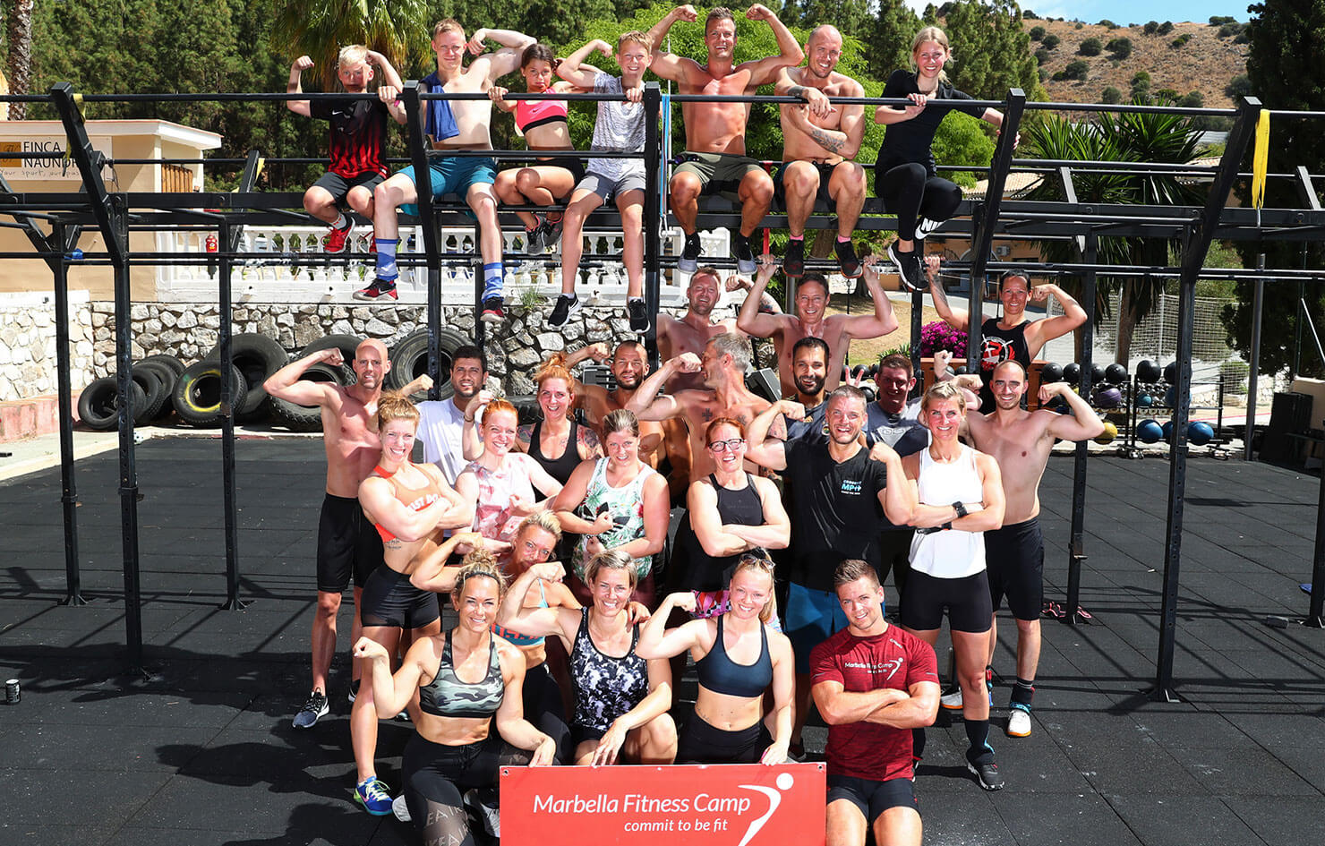 May CrossFit Camp - Marbella