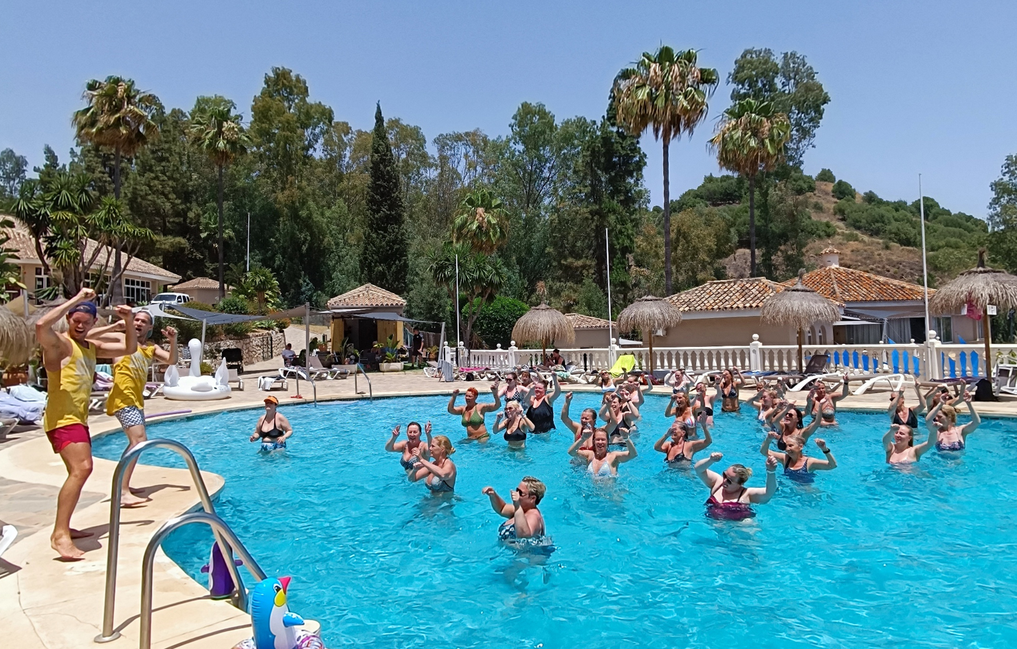 Dance and Fitness Camp - Marbella