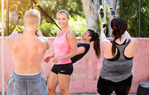Fitness Camp Mette Lyngholm