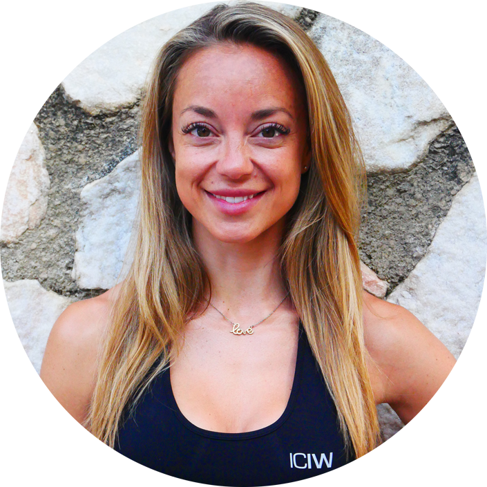 Cecilie Lind - Personal trainer & author