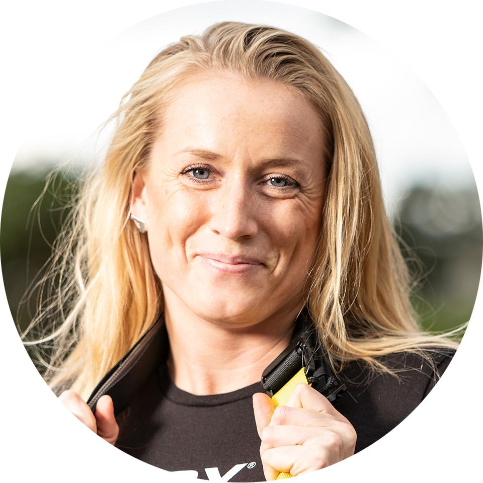 Maria Lerche - TRX Trainer