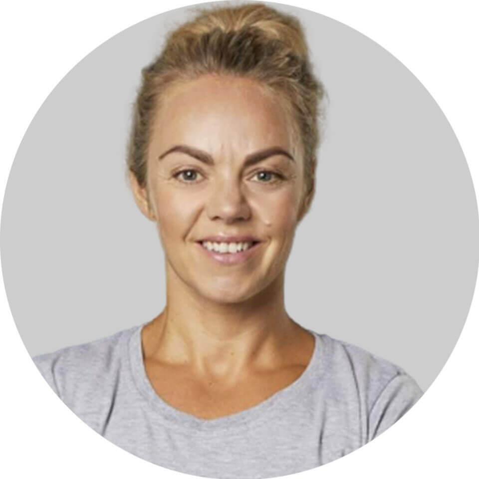Sanne Juul - Personal Trainer