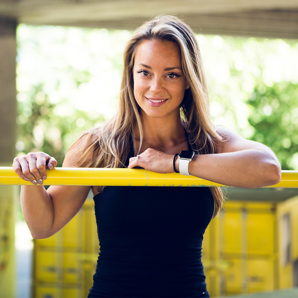 Cecilie Lind -Personal trainer & author 008