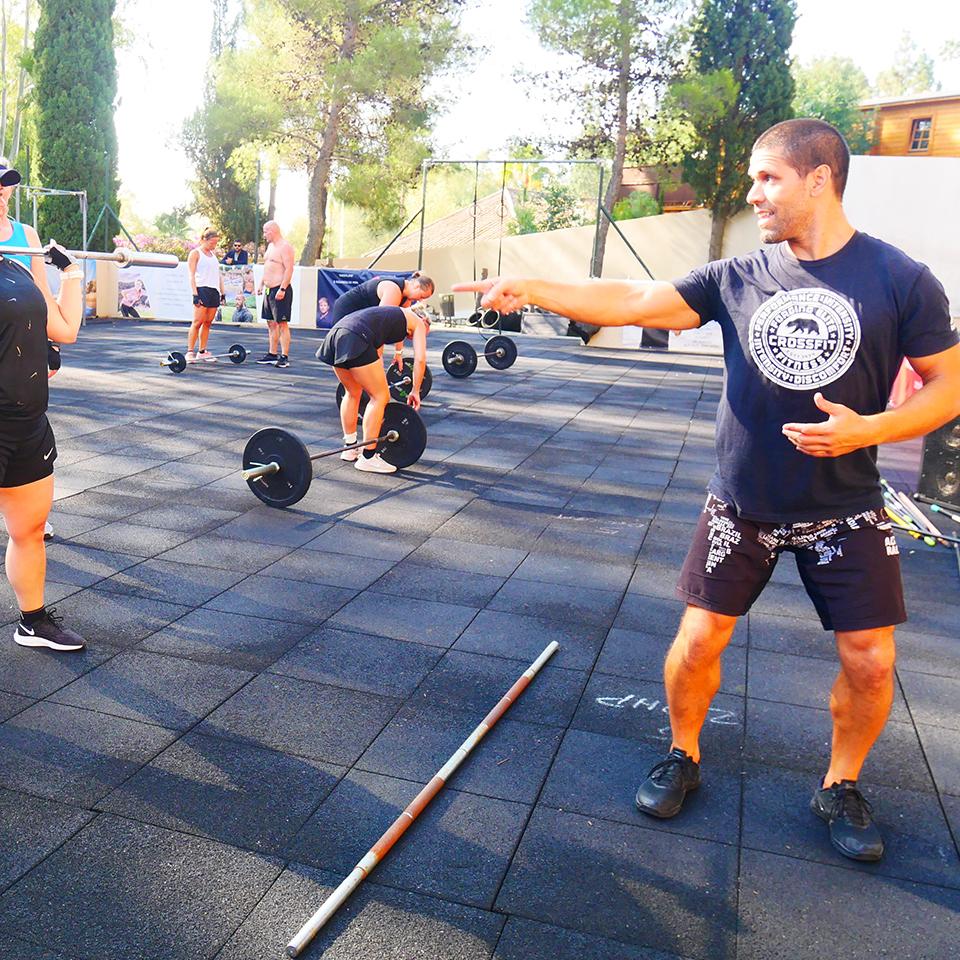 Esteban Fontclara -Functional & Master Trainer 007
