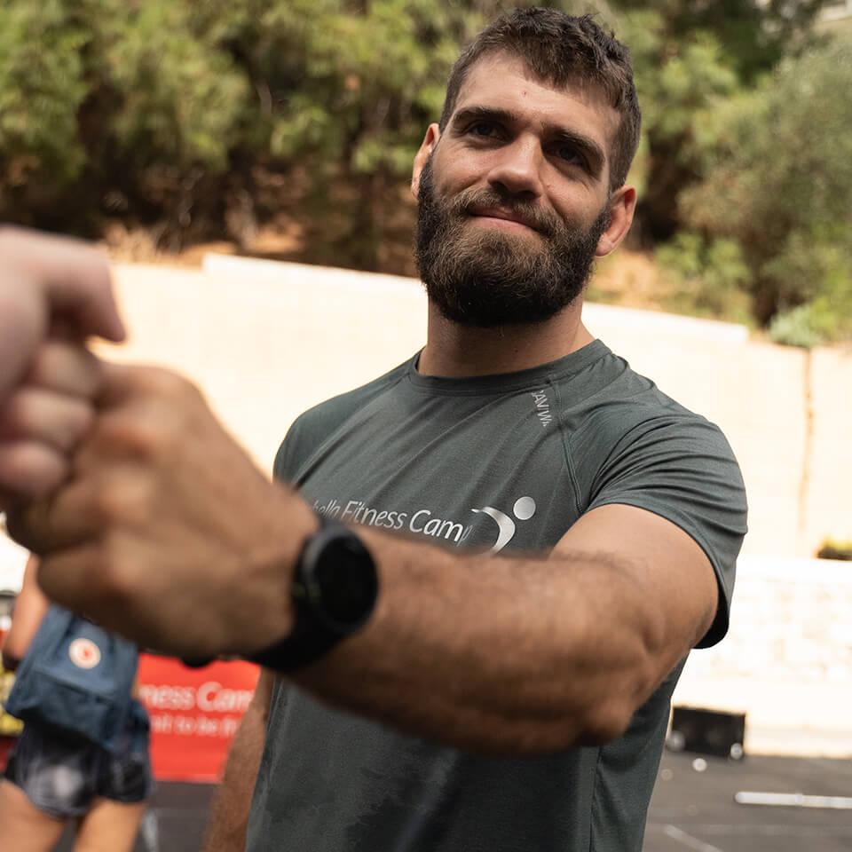 Rasmus Zøylner -Functional Trainer & Thai Boxing 001
