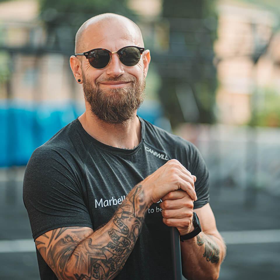 Rune Raahauge -Personal Trainer 001