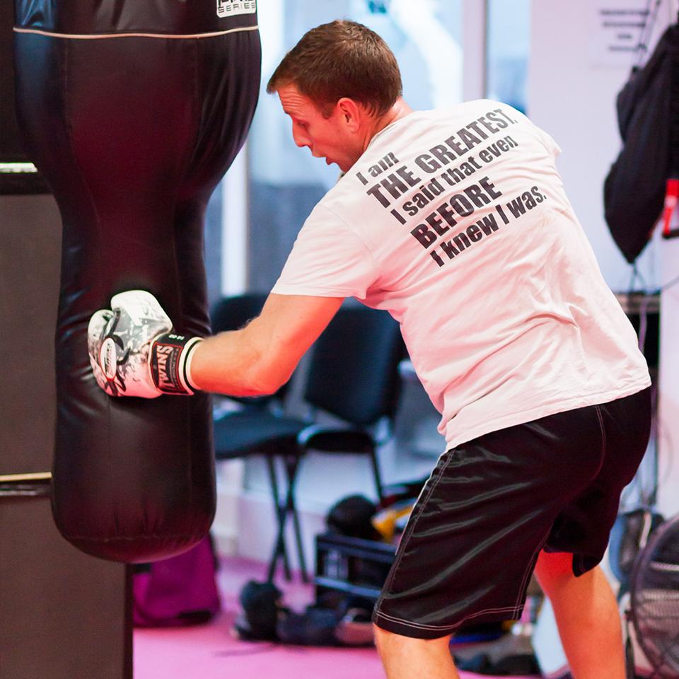Shaun James -Kickboxing/Boxing Head Trainer/Owner at Impact Gym Marbella 002