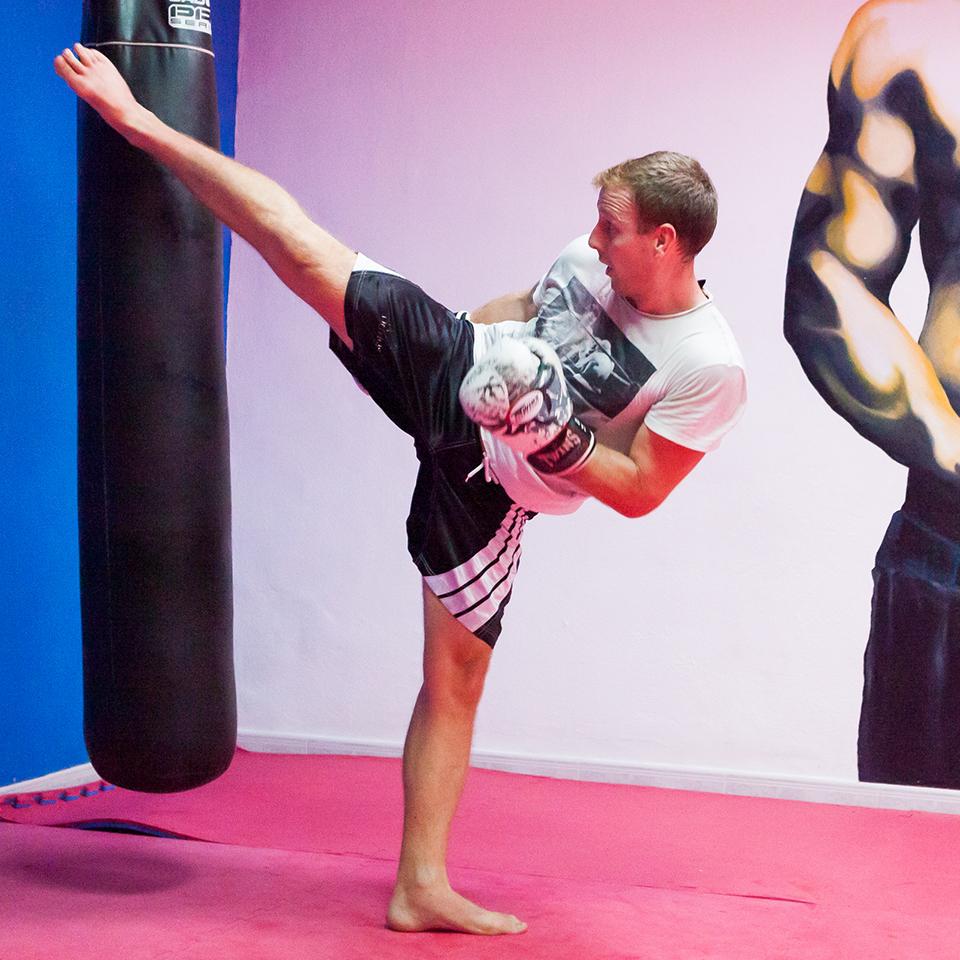 Shaun James -Kickboxing/Boxing Head Trainer/Owner at Impact Gym Marbella 005