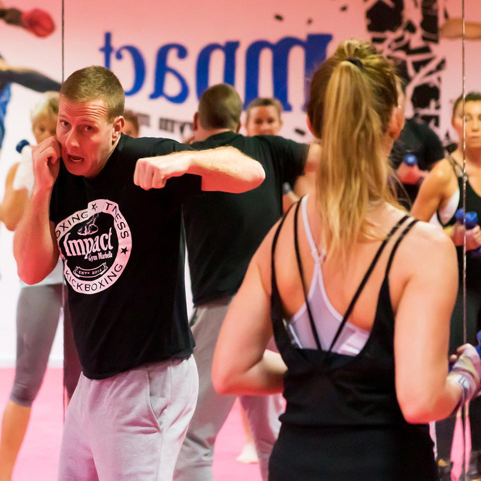 Shaun James -Kickboxing/Boxing Head Trainer/Owner at Impact Gym Marbella 008