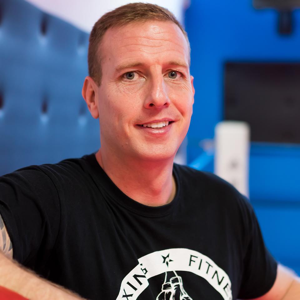Shaun James -Kickboxing/Boxing Head Trainer/Owner at Impact Gym Marbella 014