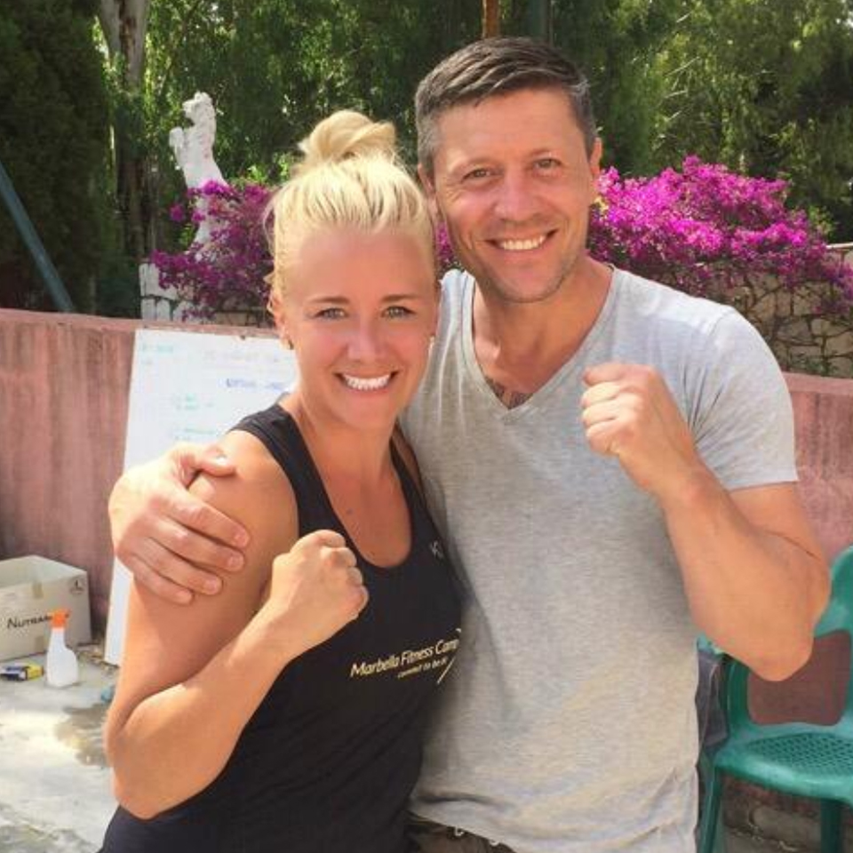 Stephanie Mathiasen -Boxing & Fight Circuit 007