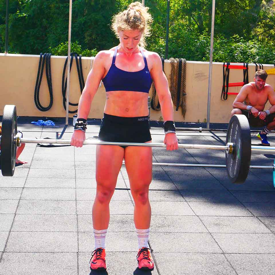Trine Vissing -Personal Trainer 001